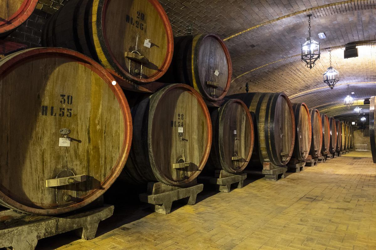 Vecchia Cantina di MOntepulciano Vino Nobile di Montepulciano